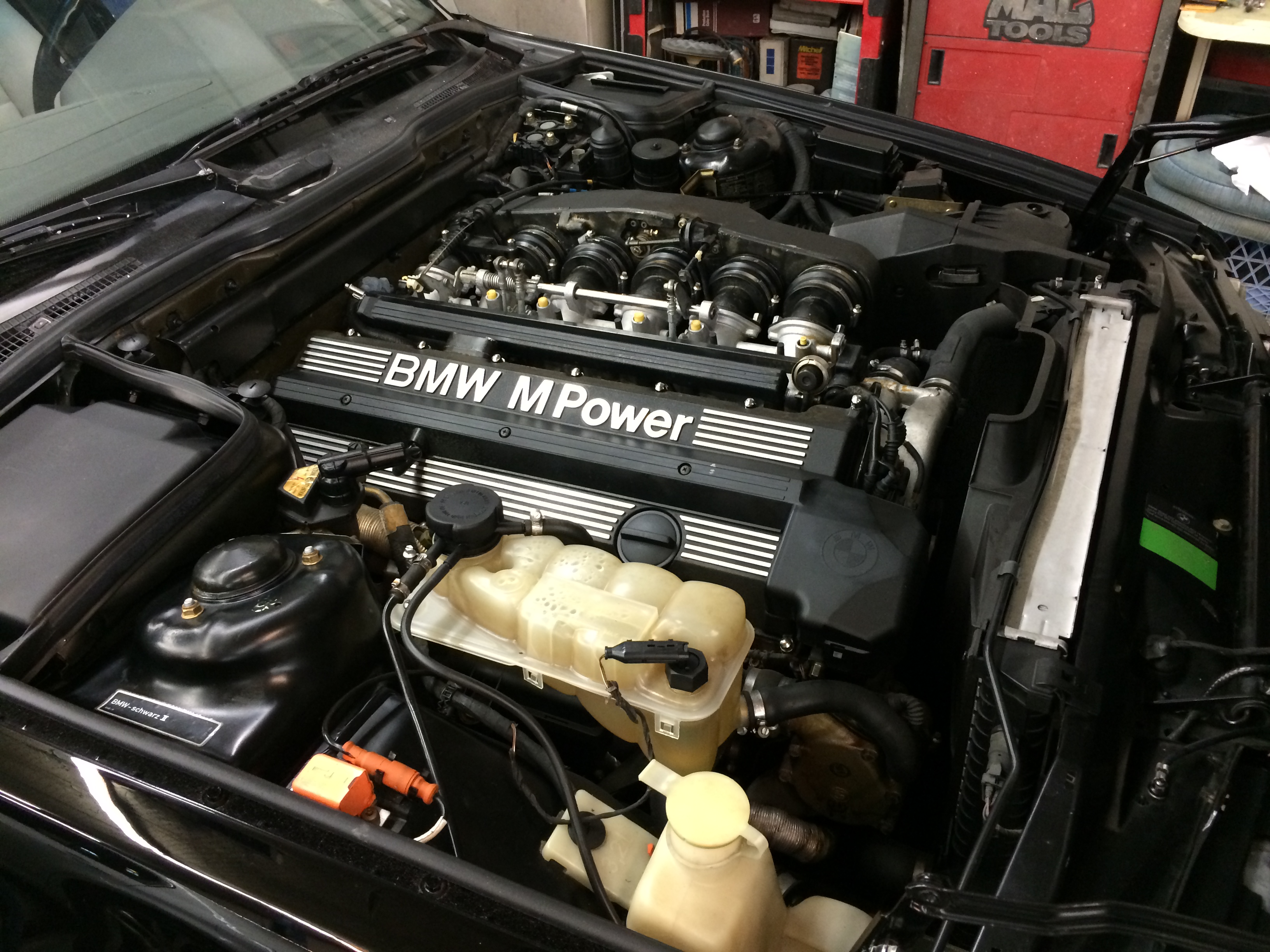e34 m5 air intake system overhaul e34 m5 engine