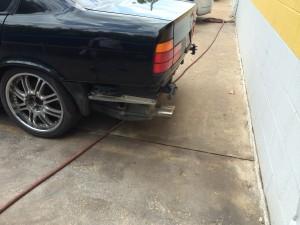 E34 M5 Rear Bumper